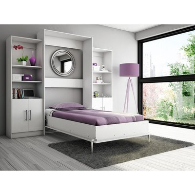 Stellar Home Furniture Wall Bed Avie Home