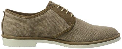 Vagabond 4378-080, Zapatos Derby Hombre Marrón (Fossil)