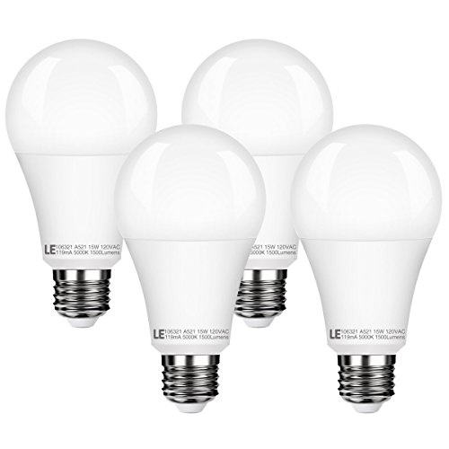 Dimmable Bulbs Equivalent 1500lm Angle