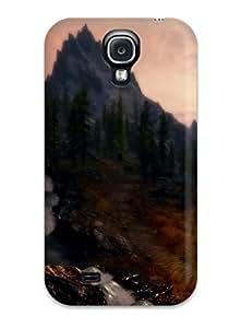 Galaxy Case - Tpu Case Protective For Galaxy S4- Skyrim