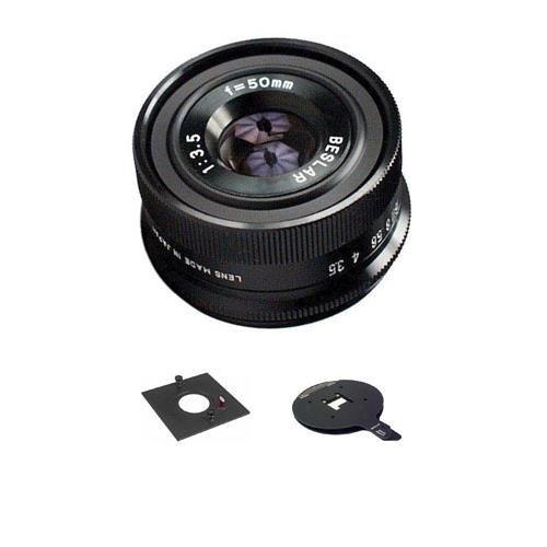 Beseler 9177 f3.5 Beslar Full Format Lens Kit f/23C. Special Offer by Beseler