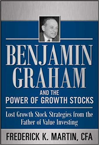 Image result for benjamin graham growth stock