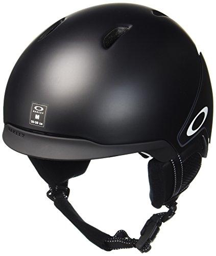 Oakley Mod3 W/MIPS Snow Helmet, Matte Black, Large