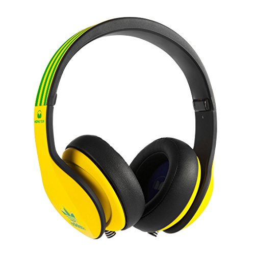7b51b141d Monster Over-Ear Headphones Adidas Limited Edition with Apple ...