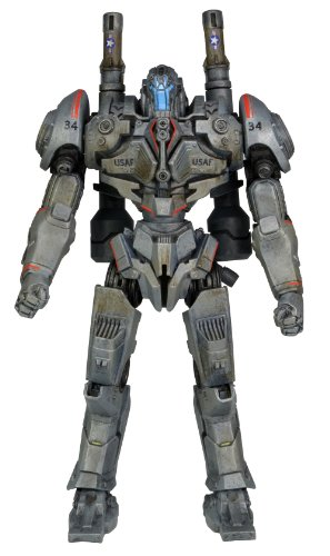 "NECA Pacific Rim Series 3 ""Coyote Tango"" Jaeger Action Figure (7"" Scale)"