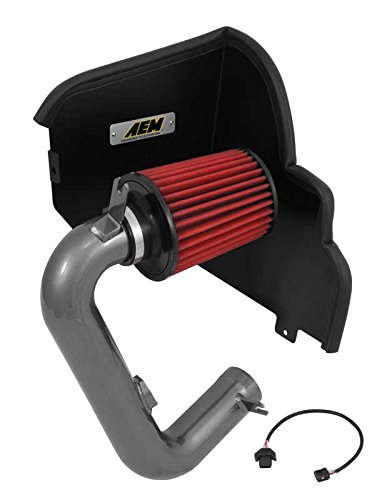 Intake Subaru Wrx - AEM 21-732C Cold Air Intake System with Dry Filter for Subaru WRX 2.0L