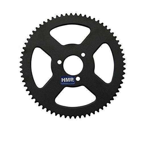 hmparts Pocket Bike Fusé e vé lo pignon 60 dents 3 mm (25H)