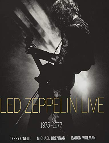 - Led Zeppelin Live: 1975-1977