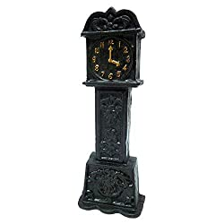 Design Toscano Time is Money Still Coin Bank Grandfather Clock