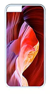ACESR Antelope Canyon iphone 5C Hard Shell Case Polycarbonate Plastics Shop Case for Apple iphone 5C( inch) White