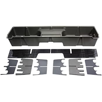 du ha under seat storage fits 99 07 chevrolet gmc silverado sierra extended cab dk. Black Bedroom Furniture Sets. Home Design Ideas