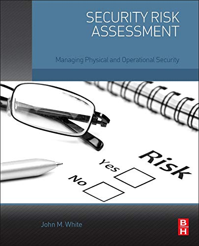 Pdf Transportation Security Risk Assessment: Managing Physical and Operational Security