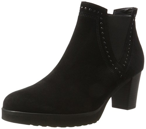 Gabor Ladies Basic Boots Black (17 Black)