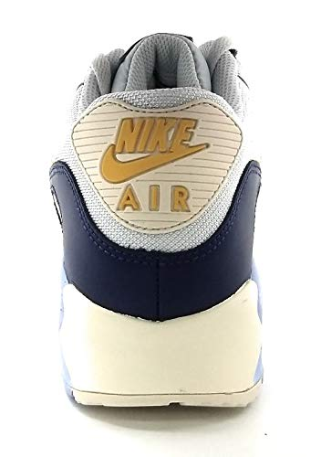 008 Chaussures 90 running Ochre Yellow Or Essential Air NIKE Max de homme Blu Platinum Pure ISqx1aB6wn