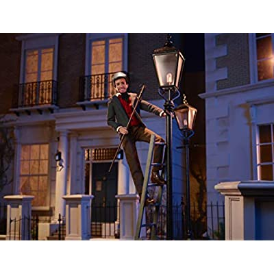 Barbie Disney Mary Poppins Returns Jack The Lamplighter Doll: Toys & Games