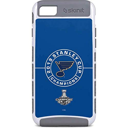 567328c7687 Skinit 2019 Stanley Cup Champions Blues iPhone 7 Cargo Case - Officially  Licensed NHL Phone Case
