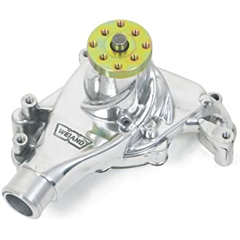 Plus Water Pump Weiand 9212P Action