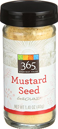 Dried Mustard (365 Everyday Value, Mustard Seed Ground, 1.41 Ounce)