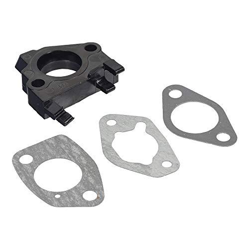 AlveyTech Carburetor Gasket Kit with Spacer for 13 HP Honda GX390 Engines (Spacer Engine)