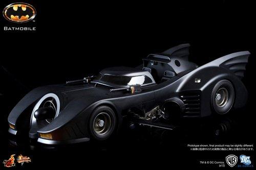 Movie Masterpiece : Batman Batmobile [1/6 Scale Vehicle ...