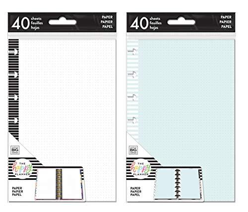 - me & My Big Ideas Create 365 Mini Colored Dot Grid Happy Journal & Mini Dot Grid Happy Jorunal (FILM-29 & FILM-30 Set of 2)