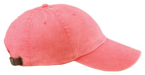 Adams Headwear 00820599001055 OPTIMUM-SOLID PGMT LP101 CORAL ONE SIZE FITS ALL (Hats For Sale)