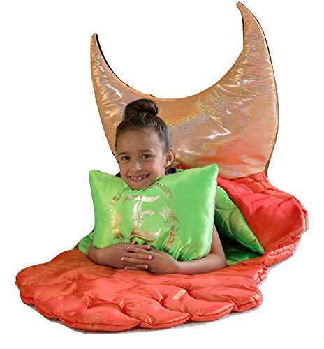 Mermaid Sleeping Bag for girls, Enchantails Kelani mermaid, sleepover fun, the only one in the world ()
