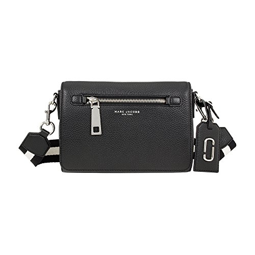 Marc Jacobs Gotham Small Shoulder Bag Cross Body Black, Black, One size ()