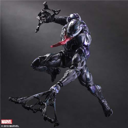 aquí tiene la última Llsdls Serie Vengadores - Personajes de Dibujos Animados Juguete Juguete Juguete Obra de Arte 27 cm Modelo Estatua  moda clasica
