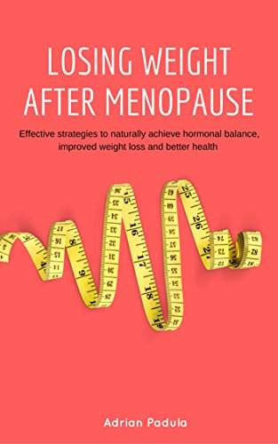 LOSING WEIGHT AFTER MENOPAUSE strategies ebook product image