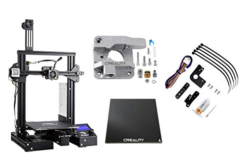 Creality 3D Printer Ender 3 Pro with BL Touch, Upgrade Cmagnet Build Surface Plate and UL Certified Power Supply,Extra…