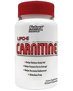 Nutrex Lipo 6 Black (120 capsules)