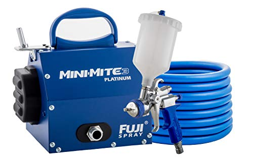 Fuji 2803-T75G Mini-Mite 3 PLATINUM - T75G Gravity HVLP Spray System