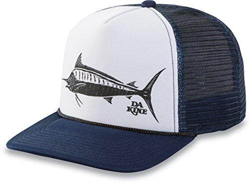Dakine Marlin Trucker Hat, Midnight, One (Fish Trucker Hat)