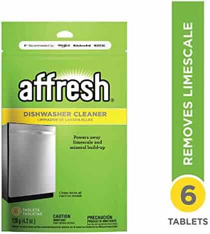 Affresh W10282479 Dishwasher Cleaner, 1 Pack