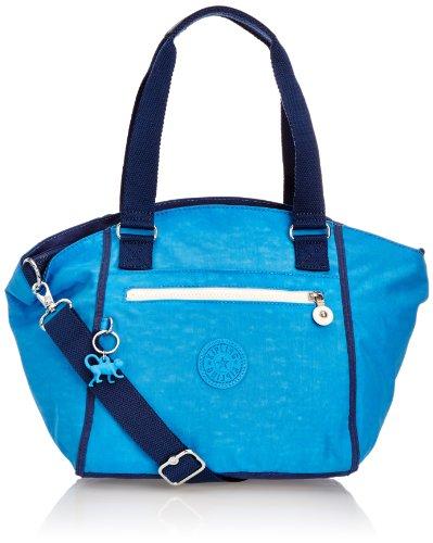 Kipling Women's Amberley SW Cross-Body Bag Mineral Blue Swt