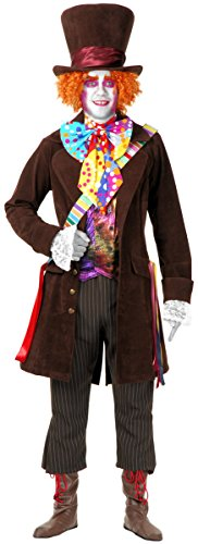 Electric Mad Hatter Adult Costume - Plus Size 3X]()