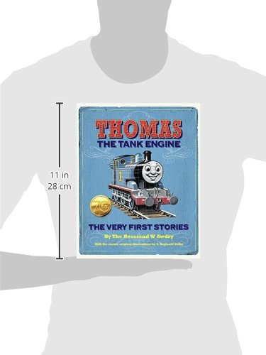 Thomas the Tank Engine: The Very First Stories (Thomas & Friends) by Random House Books for Young Readers (Image #1)