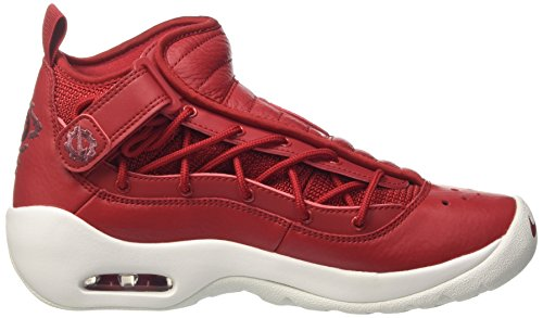 Nike Air Schudden Ndestrukt Heren Sneakers 880869-600 Gym Rood / Gym Red-top Wit