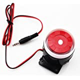 Zumbador electronico - TOOGOO(R)DC 3-12V 110 dB Alarma de ...