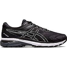 ASICS Men's GT-2000 8 Shoes, 7.5M, Black/White