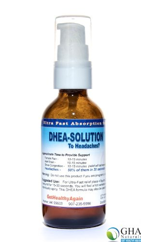 DHEA-Solution