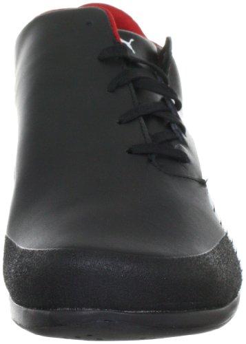 Puma evoSPEED Low SF 304173 Herren Sportive Sneakers Schwarz (black-white 02)