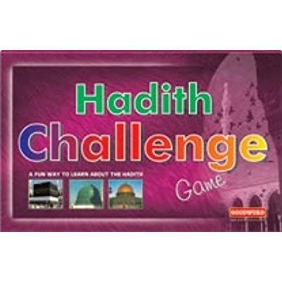 Hadith Challenge Game (Board Box): Saniyasnain Khan: Toys & Games
