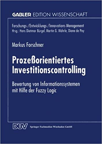 Prozeorientiertes investitionscontrolling bewertung von by prozeorientiertes investitionscontrolling bewertung von by markus forschner fandeluxe Image collections