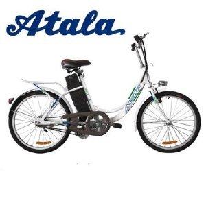 100111 Bici Bicicletta Elettrica Atala Basic Enjoy Pedalata