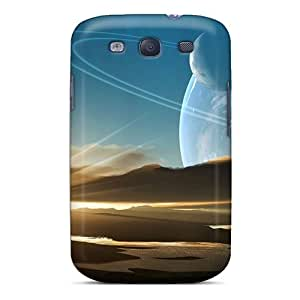 ChrismaWhilten VOR16803DoWI Cases Covers Skin For Galaxy S3 (space)