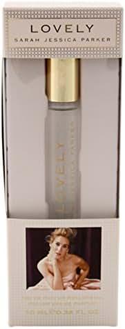 Sarah Jessica Parker Lovely Eau De Parfum Roller Ball for Women, 0.34 Ounce