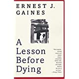 [By Ernest J. Gaines ] A Lesson Before Dying (Oprah's Book Club) (Paperback)【2018】by Ernest J. Gaines (Author) (Paperback)