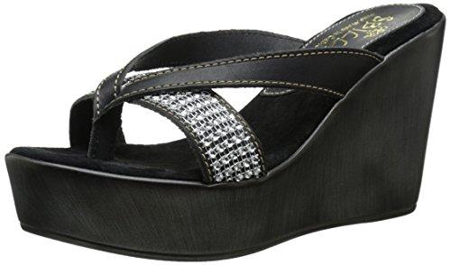 Sbicca Kvinders Monteverde Kile Sandal Sort FtnSg